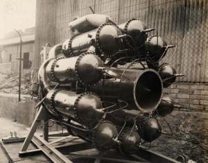 World's first jet engine (in 1938)