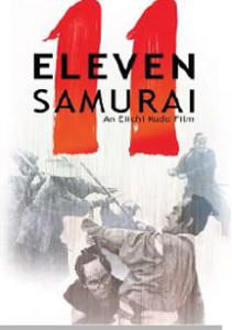 Eleven Samurai 737187016295