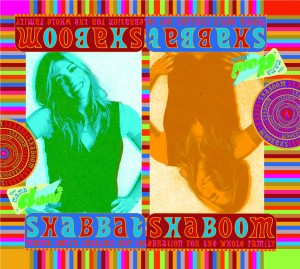 Shabbat Shaboom Cover 616892128267