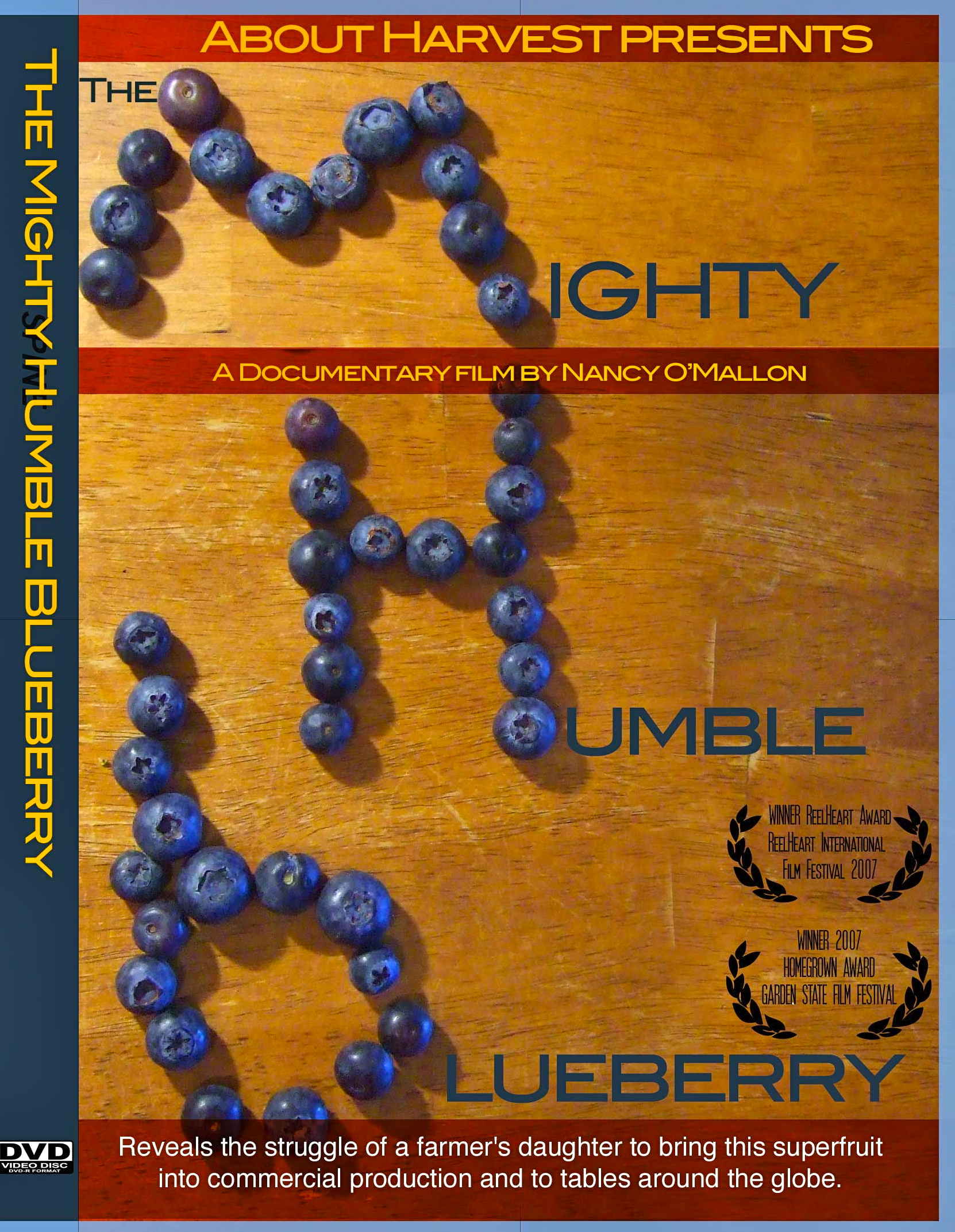 THE MIGHTY HUMBLE BLUEBERRY | Soundview Media Partners LLC
