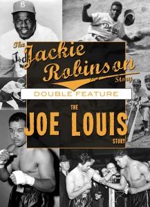 jackie robinson Joe Louis cover