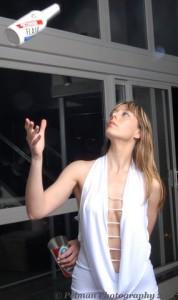 Perri Flair- White Dress