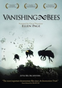 VANISHING OF THE BEES COVER