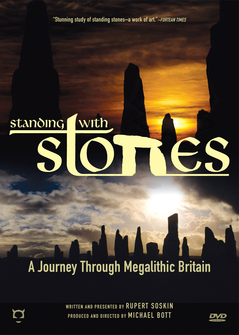 ... Journey through Megalithic Britain · standing with Stones box art