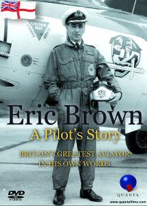 Eric Brown DVD Cover flat