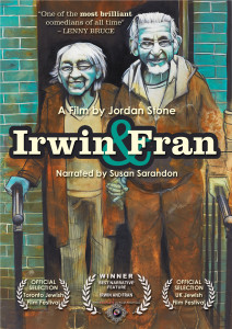 Irwin Fran DVD front flat