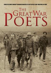 great war poets BDV348