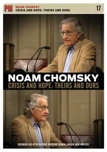 Noam Chomsky Crisis and Hope 760137494393