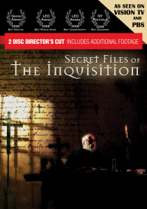 Secret files of the Inquisition MVD6460D