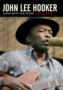 John Lee Hooker Cook with the Hook MVD5302D