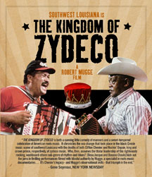 Kingdom of Zydeco Bluray MVD7500D