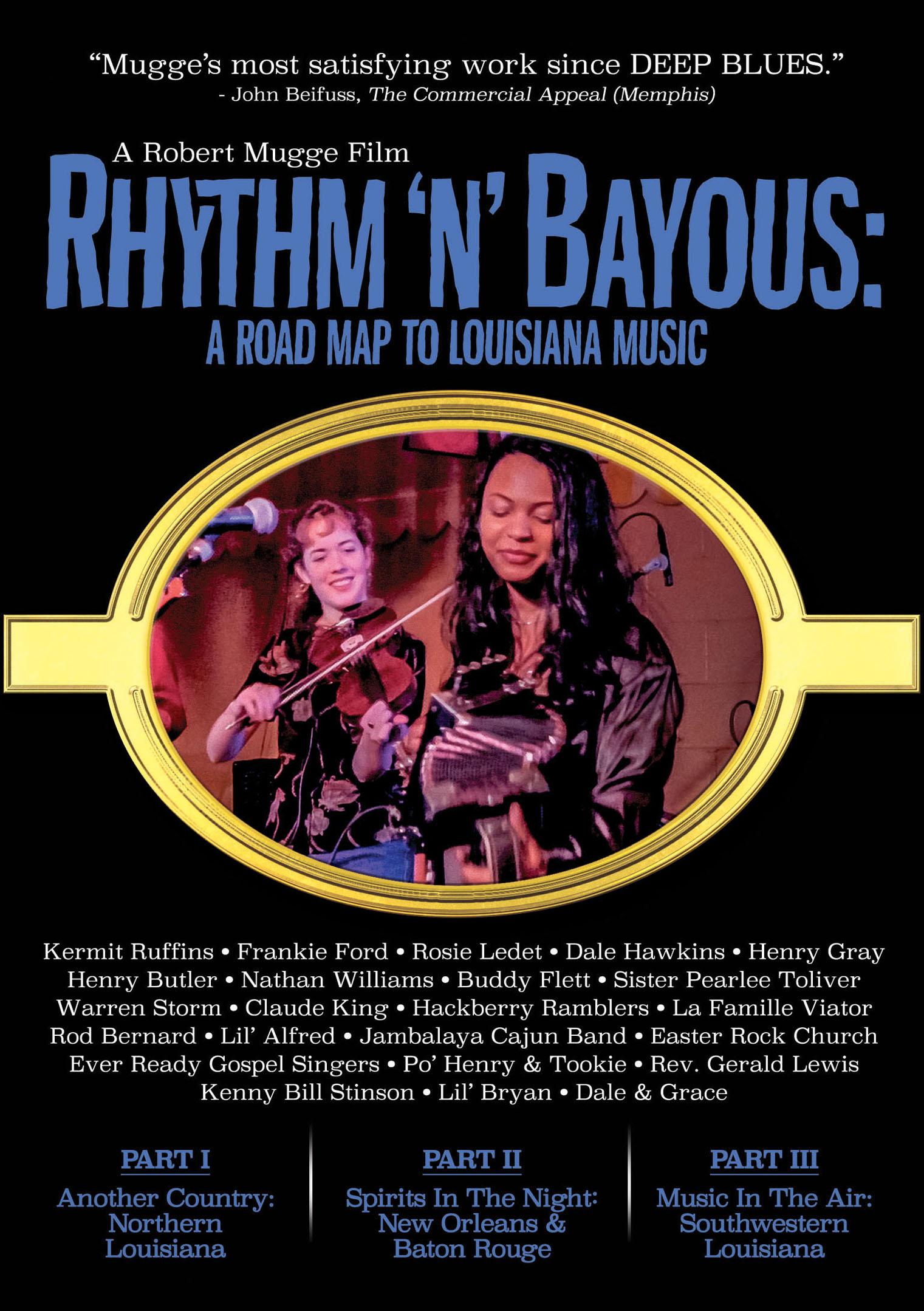 Rhythm \'N\' Bayous: A Road Map To Louisiana Music | Soundview Media ...