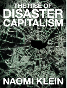 Rise of disaster capitalism MVDV4908