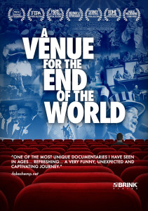 Venue at the End of the World BDVD0440