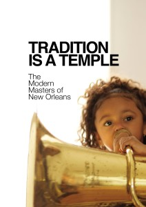 Tradition is a temple 857063005851P