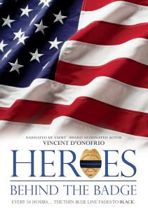 heroes behind the badge MVD8076D