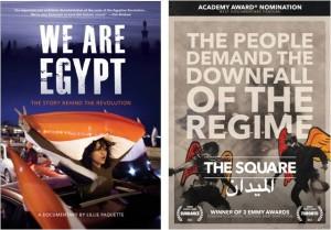 Egypt Revolution Collection (2 films)